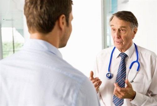 Viêm tuyến tiền liệt là bệnh chì có ở nam giới