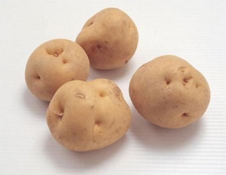 """Khoai tây là """"thần dược"""" của làn da"""