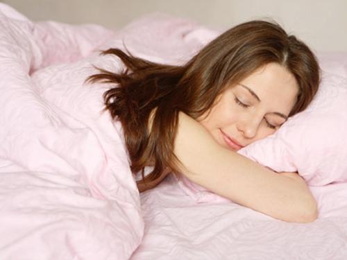 Ngủ đủ giấc giúp cô dâu xắp cưới lun tươi tỉnh, rạng rỡ