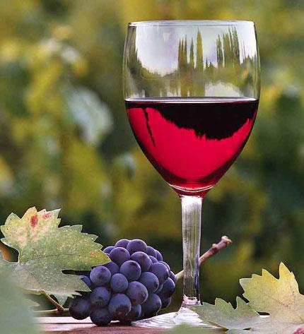 Một ly rượu vang đỏ có thể giúp giảm lượng đường trong máu