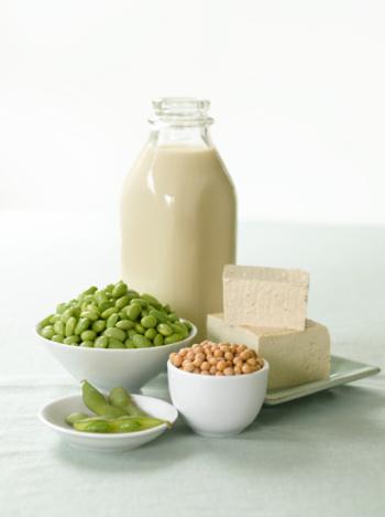 Công dụng của sữa đậu nành đối với phái đẹp