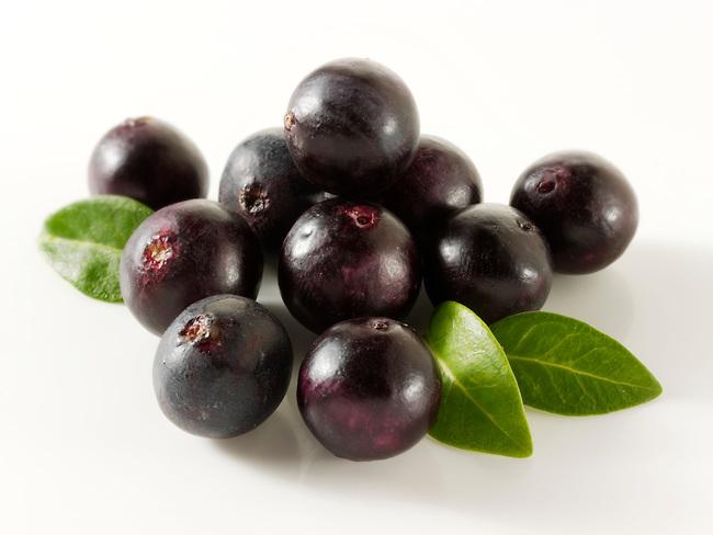 Acai Berry chống oxy hóa hiệu quả