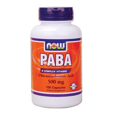 Now paba – viên uống tăng cường hệ miễn dich, bảo vệ cơ thể, 100 viên