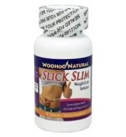 Woohoo Natural SLICK SLIM: Thuốc giảm cân tự nhiên, 30 viên