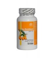 NuHealth sea Buckthom Berry Oil: Viên uống hỗ trợ sức khỏe tim mạch từ dầu hoa mai biển, 120 viên
