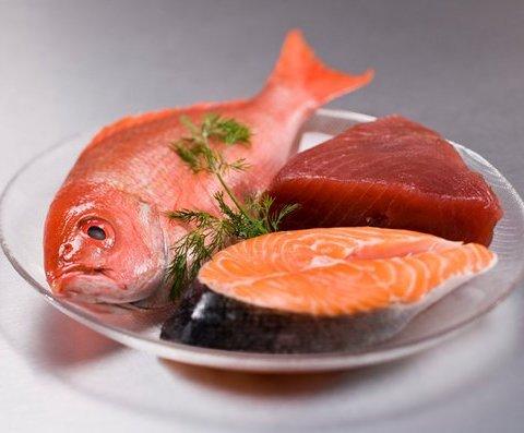 Cá chứa nhiều Omega-3, 6, 9
