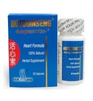 Farlong Notoginseng Heart Formula 100% Natural: Viên uống duy trì sức khỏe tim mạch, 30 viên
