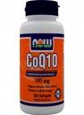 NOW FOOD CoQ1O: Viên uống hỗ trợ tim mạch khỏe mạnh, 150 viên