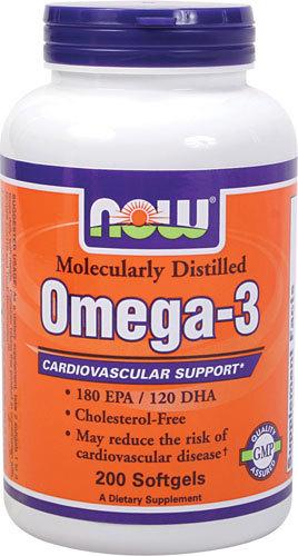 NOW FOOD Omega 3 cung cấp lượng omgea 3 giúp duy trì sức khỏe tim mạch
