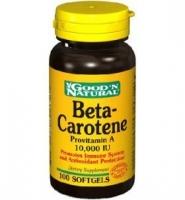Good'N Natural Beta Carotene – thuốc bổ sung tiền vitamin A giúp đôi mắt khỏe mạnh, sáng đẹp, 100 viên