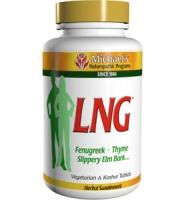 Michael's LNG: Viên uống hỗ trợ và phòng ngừa bệnh hô hấp, 60 viên