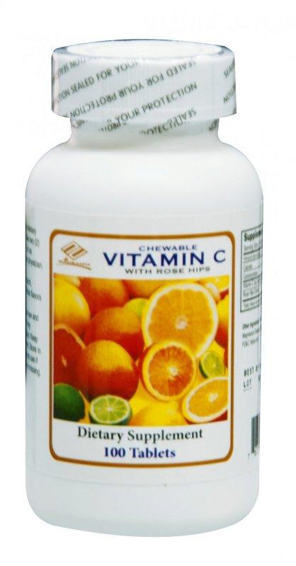 Nuhealth vitamin c – viên mềm bổ sung vitamin c tăng cường hệ miễn dịch, chống lão hóa, 100 viên