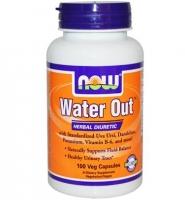 Now Water Out – thuốc tăng cường chức năng, hỗ trợ trị viêm đường tiết niệu hiệu quả, 100 viên