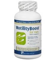 MotilityBoost for Men – thuốc tăng cường sinh lý, cải thiện hình thái và di chuyển của tinh trùng cho nam giới, 60 viên