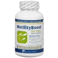 MotilityBoost for Men – tăng cường sinh lý, cải thiện hình thái và di chuyển của tinh trùng cho nam giới, 60 viên