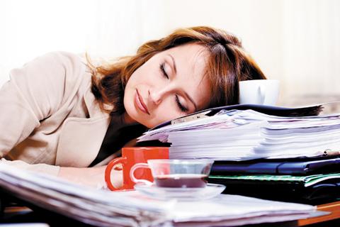 Sắt giúp chống lại sự mệt mỏi