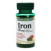 Nature's Bounty Iron: Viên uống bổ sung sắt, hỗ trợ điều trị bệnh thiếu máu 100 viên
