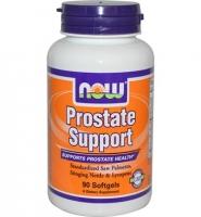 Now Prostate Support – thuốc tăng cường sức khỏe tuyến tiền liệt, hỗ trợ điều trị viêm tuyến tiền liệt, 90 viên