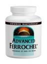 Source Naturals Advanced errochelf: viên uống phòng ngừa và hỗ trợ điều trị thiếu máu, thiếu sắt, 180 viên