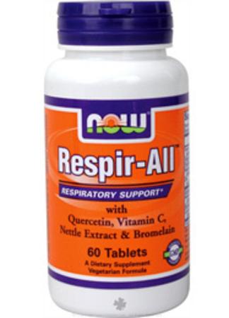 Now Food Respir– All phòng và hỗ trợ điều trị dị ứng đường hô hấp
