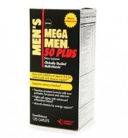 GNC Mega men 50 plus – viên uống bổ sung dinh dưỡng cho nam giới trên 50 tuổi, 120 viên