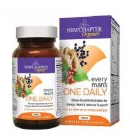 NewChapter Every Man's One Daily Multi – viên uống bổ sung vitamin cho nam giới, 96 viên