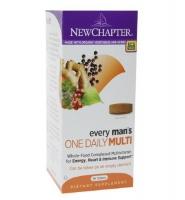 NewChapter Every Man's One Daily Multi – thuốc uống bổ sung vitamin cho nam giới, 96 viên