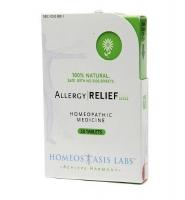 Homeostatis Labs Allergy Relief: Thuốc hỗ trợ điều trị dị ứng, 50 viên