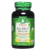 Emerald Laboratories Allergy Health: Thuốc hỗ trợ điều trị dị ứng thời tiết, phấn hoa, 120 viên
