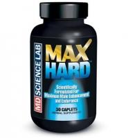 M.D. science Lab Max Hard  - thuốc làm chậm quá trình mãn dục nam giới, 30 viên