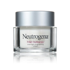 Kem dưỡng trắng da ban đêm Neutrogena Fine Fairness cream 50g