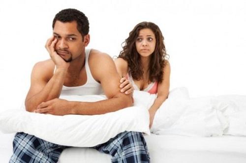 Xuất tinh sớm gây ảnh hưởng đến đời sống tình dục của các đôi vợ chồng