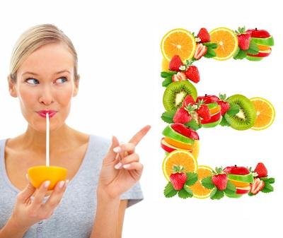 Vitamin E và C giúp tái tạo tế bào bị tổn thương