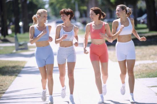 Tập thể dục giúp chúng ta thư giãn vào ban đêm và khiến cho muốn đi ngủ