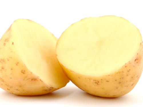Khoai tây là phương pháp đơn giản nhất nhưng lại vô cùng hữu hiệu