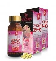 Fine Pure Collagen - Bí Quyết Giúp Cho Bạn Hồi Xuân