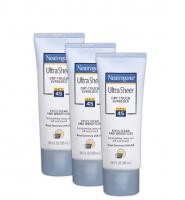 Neutrogena Ultra Sheer Dry-Touch Sunscreen, SPF 45 – Thỏa thích xuống phố tắm nắng