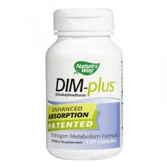 Nature's Way Dim-Plus – viên uống bổ sung vitamin khoáng chất giúp tăng cường hệ miễn dịch, ngăn ngừa ung thư, 120 viên