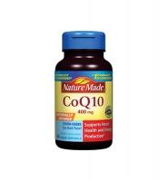 Nature made CoQ10 400mg - Viên uống chống oxy hóa, giúp tim khỏe mạnh, 60 viên