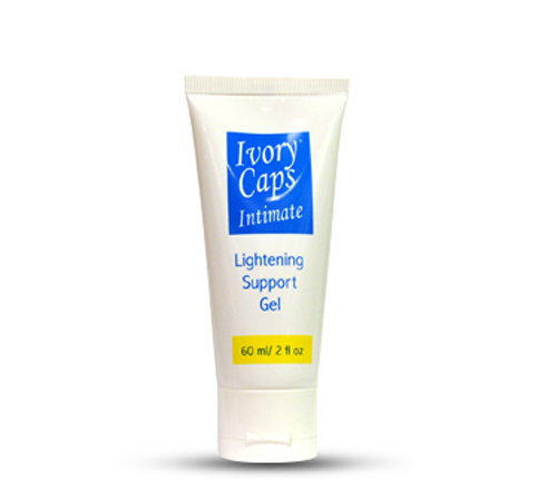 Ivory Caps Intimate Lightening Support Gel