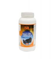 Bill Natural Sources Seal Oil Omega - 3, 500mg :Viên uống dầu Hải cẩu giúp bổ sung omega 3, 100 viên