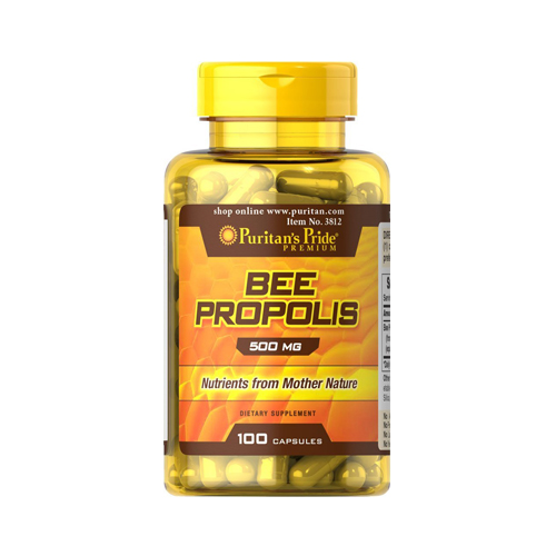 Puritan's Pride Bee Propolis 500 mg