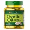 TPCN hỗ trợ tim mạch, hệ tiêu hóa tinh chất tỏi Puritan's Pride Garlic Oil 5000 mg hộp 100 viên