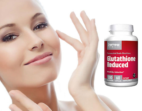Jarrow formulas glutathione reduced 500mg 60 viên