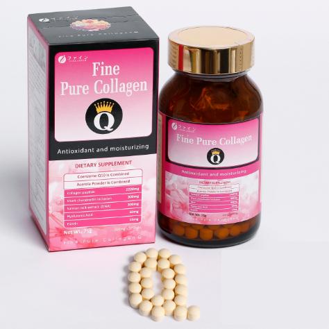 Tôi thấy các loại collagen hiện nay thường có mùi tanh, còn thực phẩm chức năng fine pure collagen q thì không có mùi tanh đặc trưng của collagen