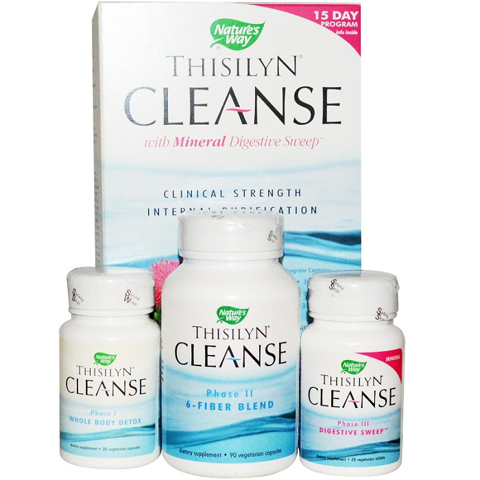 Nature's way thisilyn cleanse with mineral digestive sweep