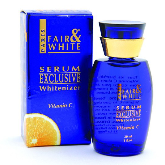 Serum dưỡng da của Pháp Fair & White Serum Exclusive Whitenizer Vitamin C 30 ml
