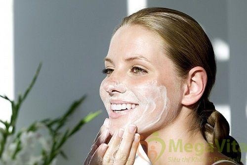 Công dụng của sản phẩm của sữa rửa mặt xương rồng luvskin cactus all in one skin shower