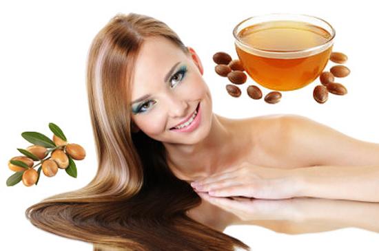 Dầu gội dưỡng tóc luvskin argan 250ml