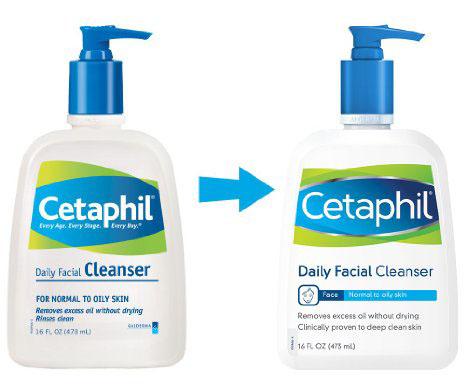 Sữa rửa mặt cetaphil daily facial cleanser dành cho mọi loại da của canada 473ml